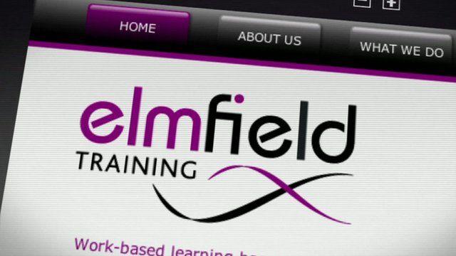Elmfield website