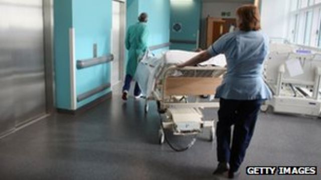 NHS pay proposal criticised by health unions