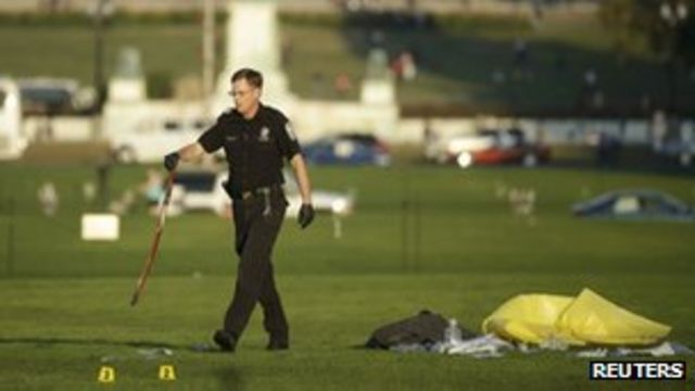 Man dies after self-immolation on US National Mall