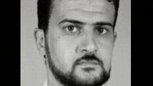 Abu Anas al-Libi, who was captured in Libya on suspicion of his connection with the US embassy bombings in East Africa in 1998