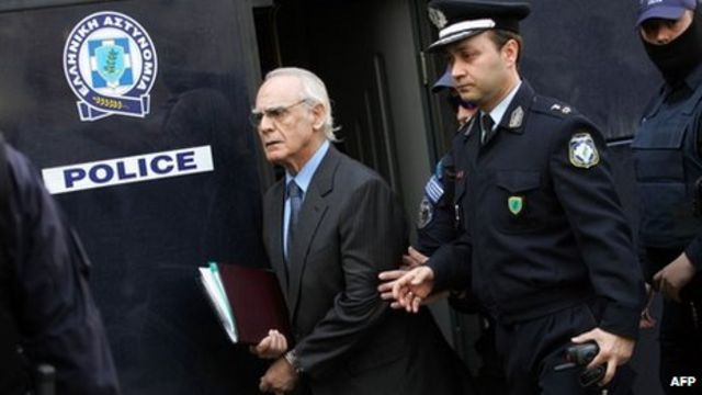 Greek former minister Tsochatzopoulos guilty of fraud