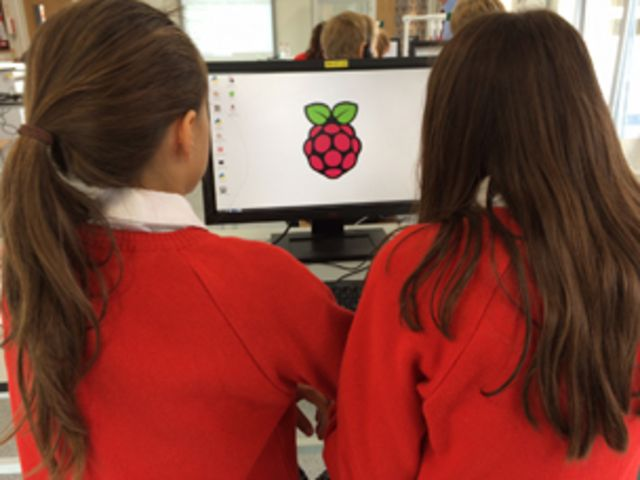 Baked in Britain, the millionth Raspberry Pi