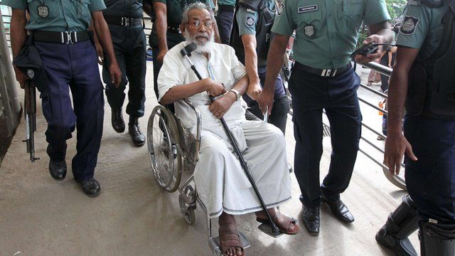Former Bangladesh National Party minister Abdul Alim