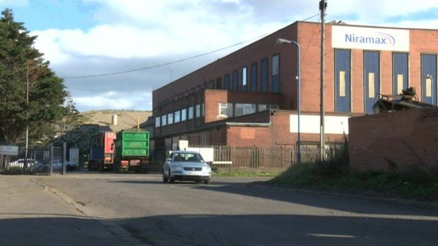 Niramax factory