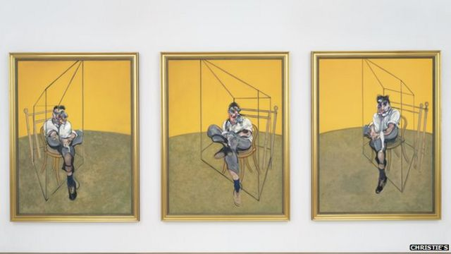 Bacon painting fetches record price