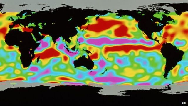 Global warming will increase intensity of El Nino, scientists say