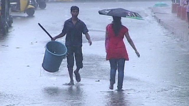 Preparations for Cyclone Phailin