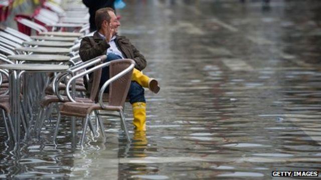 Venice flood barriers pass first test