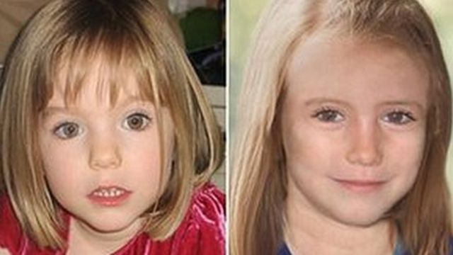 Madeleine McCann search: E-fit man 'was seen carrying child'