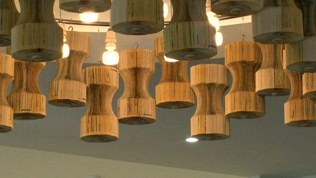 Solar-powered lighting