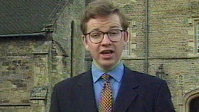 Archive image of Michael Gove