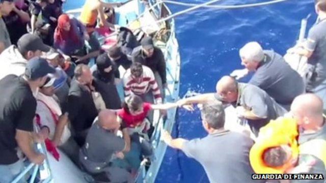 Lampedusa migrant crisis: Sicily declares emergency