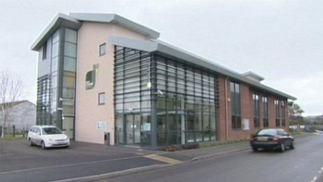 West Somerset Council's HQ