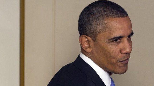 "US lawmakers must ""earn back the trust of the American people"", said President Barack Obama"