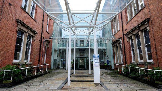 Al-Madinah school in Derby