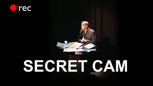 'Secret cam' image