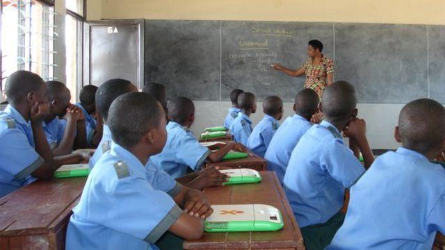 Rwanda's IT revolution targets knowledge economy
