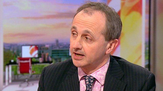 Nick Weller, Chair of the Independent Academies Association