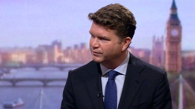 Matthew W Barzun on The Andrew Marr Show