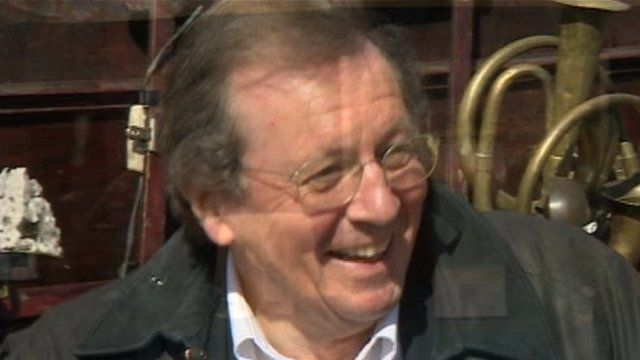 Bristol mayor George Ferguson