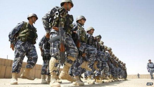 Iraq violence: Police killed in Anbar attacks