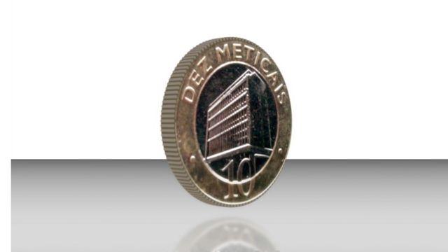 Mozambique's coin
