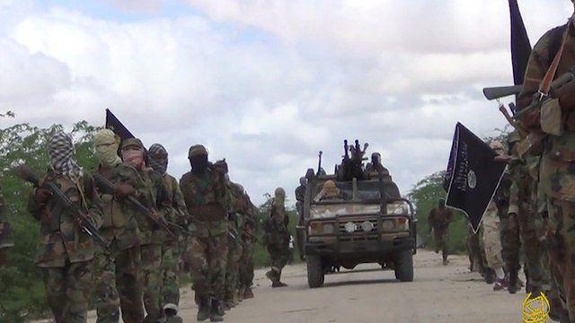 Al-Shabab propaganda video