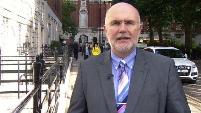 Dr Mark Porter, Chair of the British Medical Association