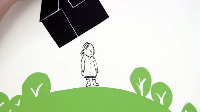 Animation of child from Project Wild Thing