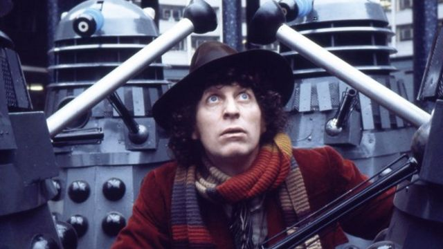 Tom Baker on Doctor Who: 'It was so much better than real life'