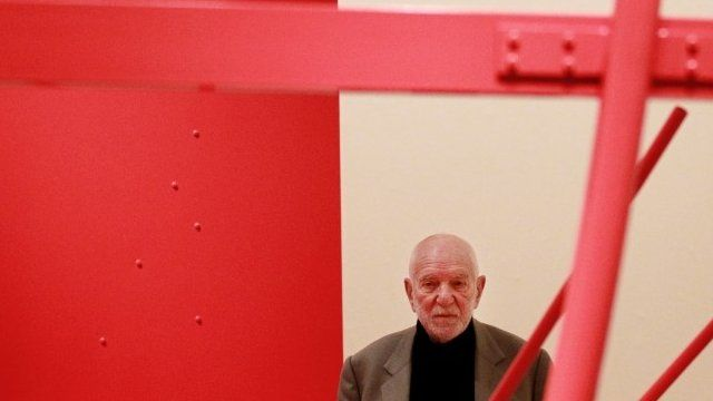 Early One Morning by Sir Anthony Caro