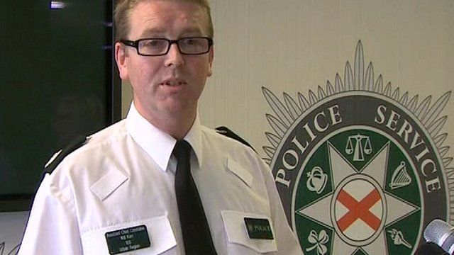 Assistant Chief Constable Will Kerr