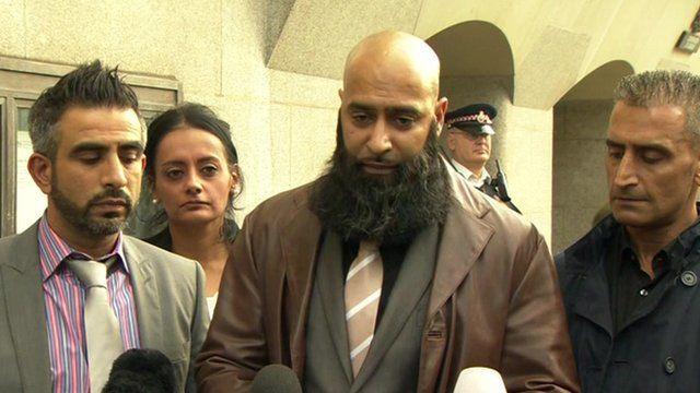 Family of Mohammed Saleem