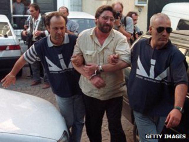 The toxic reason a mafia boss became a police informant