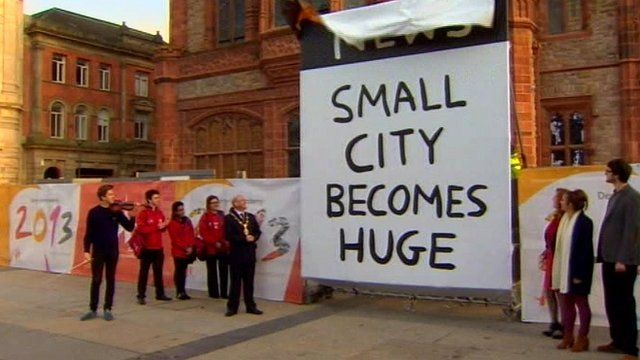 City of Culture launch