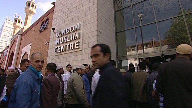 London Muslim Centre