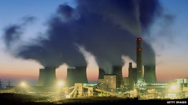 Report suggests slowdown in CO2 emissions rise