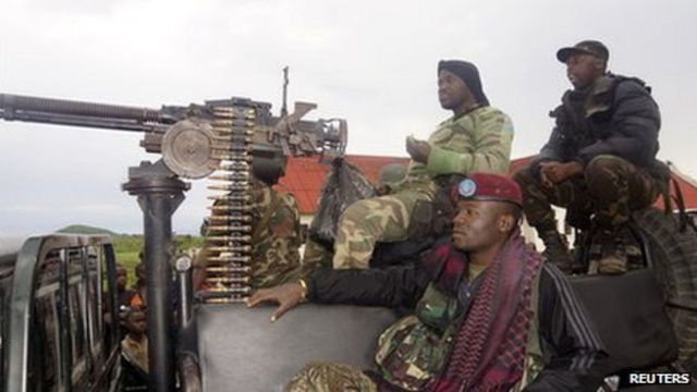 DR Congo army seizes Bunagana base from M23 rebels