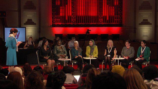 BBC Big Ideas panel