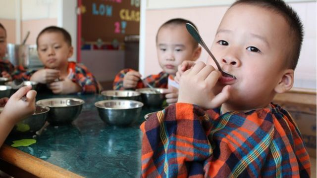 Why children as young as three are sent to boarding school in China