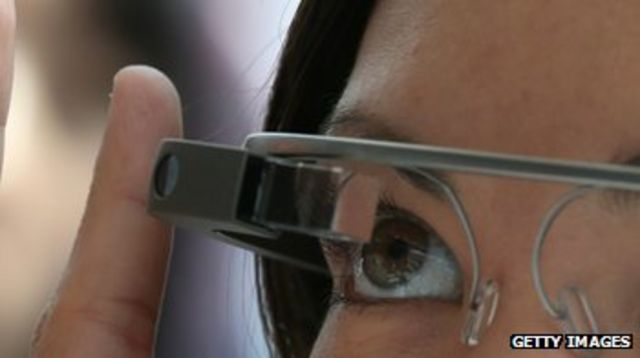 Ticket issued to driver wearing Google Glass