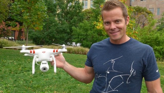 Can drones appeal to the masses?