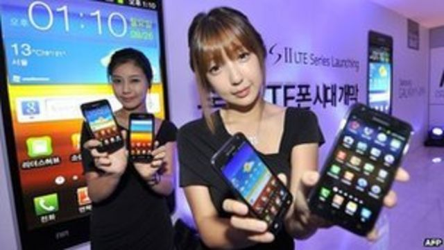 Patent wars: Tech giants sue Samsung and Google
