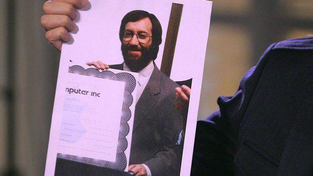 Joey Slotnick as Steve Wozniak in Pirates of Silicon Valley