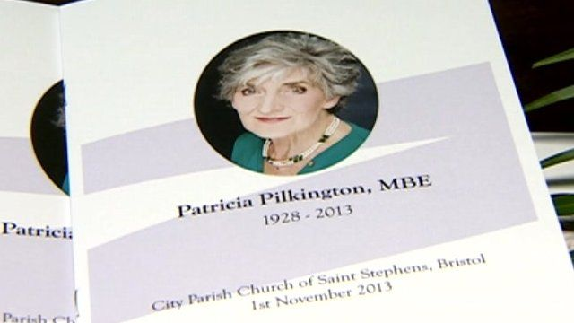 Pat Pilkington helped set up the Penny Brohn Cancer Centre