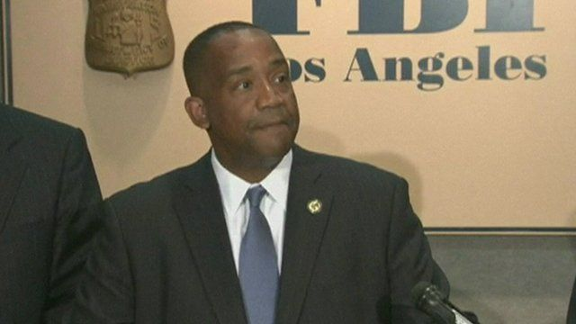 Andre Birotte, US Attorney for Central District of California