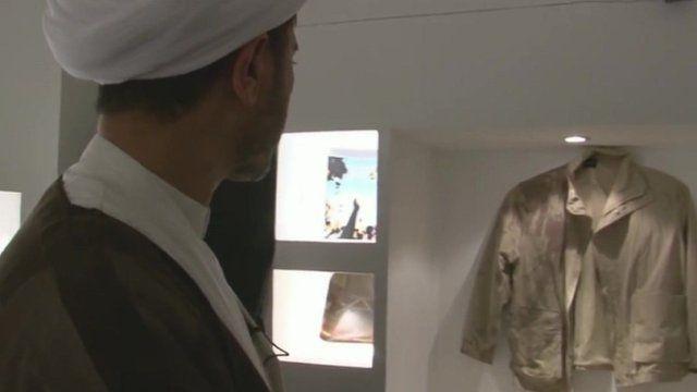 Ali Salman at The Revolution Museum