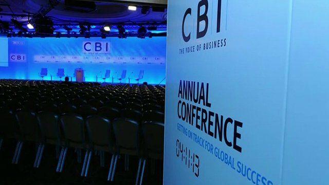 CBI Annual Conference centre