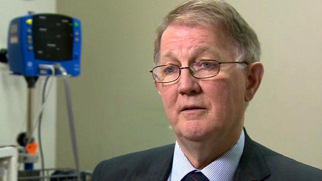Professor Sir Mike Richards