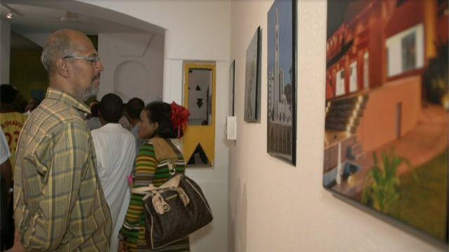 Sudan art exhibition